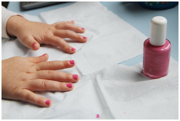 Nail Polish: Is It Safe for My Kid? – Sweet Cherry Spa