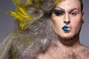 This is an example of artistic contouring (For Drag)