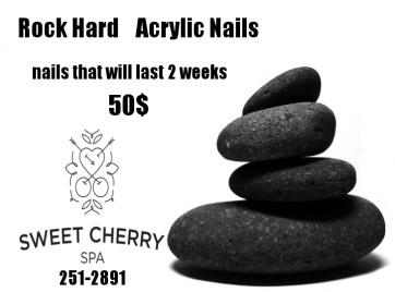 rockhard acrlyics