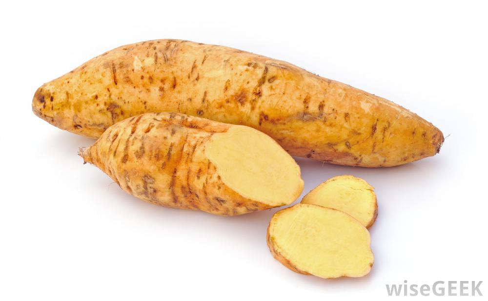 yams-with-white-background