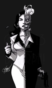 two_face__gender_bender__by_thealienemm-d6fk9z7